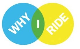 Why I Ride logo
